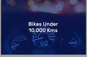 Bikes Under 10,000 Kms